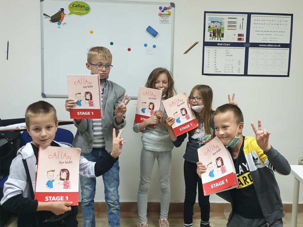 škola engleskog jezika za školarce