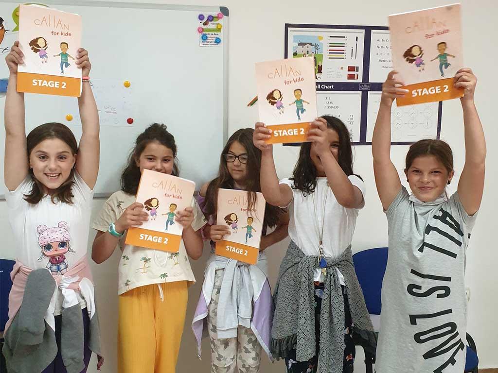 škola engleskog jezika za decu